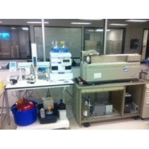 AB Sciex 4000 LC/MS/MS