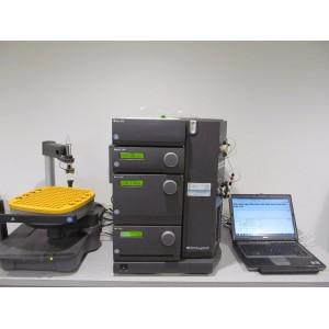 AKTA Explorer 10 FPLC System with FRAC 950