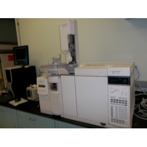 Agilent 5975C MSD with 7890A GC System