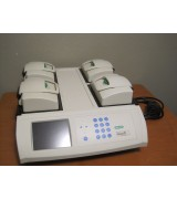 Bio-Rad MJ Research PTC-240 Tetrad Four 96-Well Thermal Cycler Gradient Block