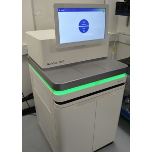 Illumina NovaSeq 6000 Next Generation Sequencer
