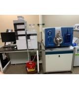 AB Sciex 4500 QQQ Mass Spectrometer